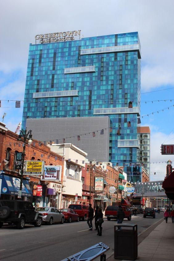 Downtown Restaurants  JACK Cincinnati Casino
