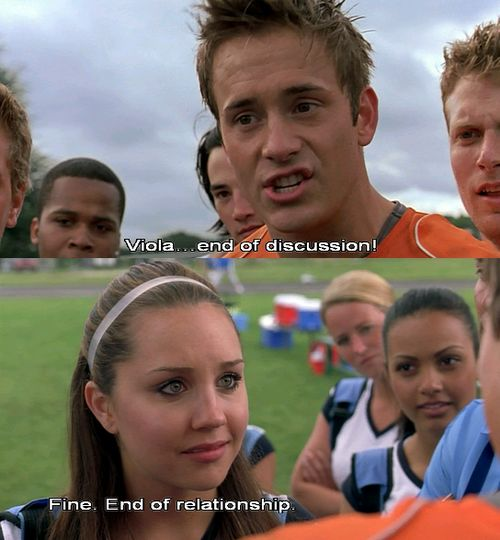 shes the man! The best movie ever