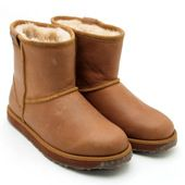 Emu Hobart short mutton boots (CAMEL) [2012 new collection]  atmos girls x emu collaboration!