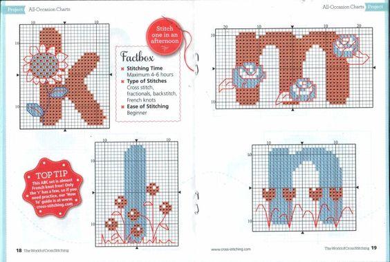 (4) Gallery.ru / Photo # 64 - The world of cross stitching 216 - WhiteAngel