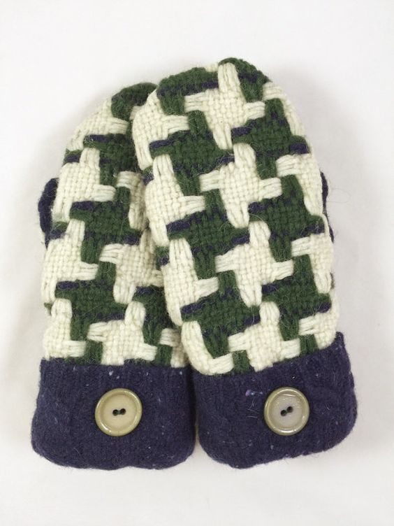 Hey, I found this really awesome Etsy listing at https://www.etsy.com/listing/224467566/sweater-mittens-worlds-warmest-upcycled