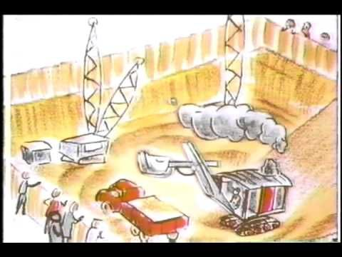 Mike Mulligan and His Steam Shovel parts 1, 2, and 3