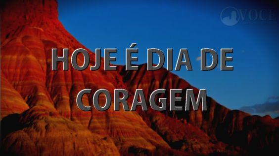 ★HOJE É DIA DE CORAGEM  - Melhor Vídeo Motivação 2016(FULLHD)