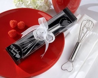 """Whisked Away"" Heart Whisk BULK DISCOUNT  Everything But The Wedding Dress, www.EverythingButTheWeddingDress.com"
