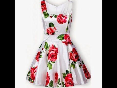 Como Traçar Vestido com godê diferente - Faby Corte e Costura