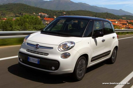 Fiat 500L: soon in the whole world, even in USA!