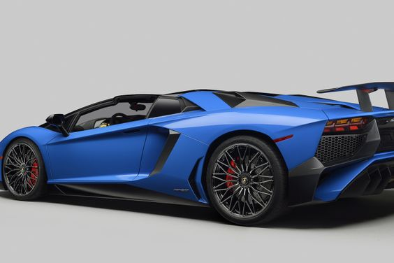 2016 Lamborghini Aventador LP 750-4 SV Roadster - Tenth Image