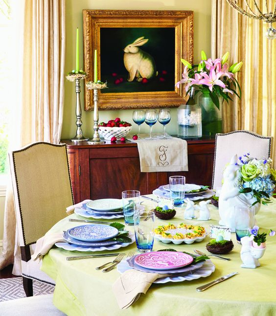 easter decor easter ideas candle rings pottery barn dream spaces