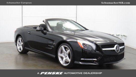 Convertible 2014 Mercedes Benz Sl 550 With 2 Door In Phoenix Az 85054 Mercedes Benz Benz Convertible