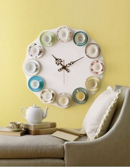 Decore Criativo: Relógios Vintage: