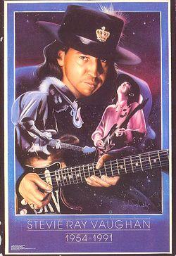 Stevie Ray Vaughan - Postcard 1954 - 1991