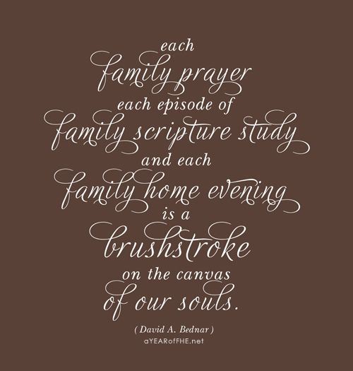 family home quotes inspiring quotes about family home evening