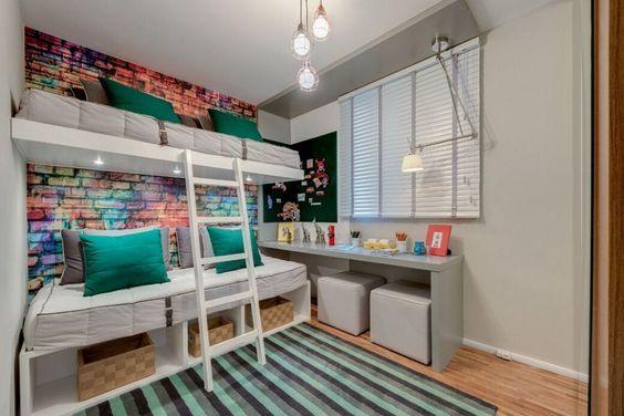 Dormitório Projeto Apartamento Campo Belo - SP