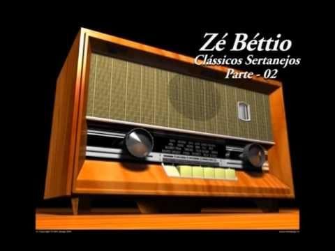 Programa Do Ze Bettio Classicos Sertanejos Parte 02 Youtube Youtube