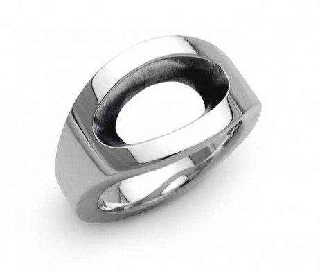 Dr MONROE Silver925 Mens Ring FC-70L-SV