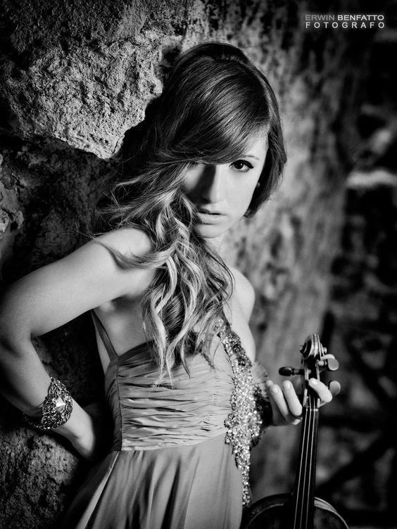 Violinist by erwinbenfatto on 500px