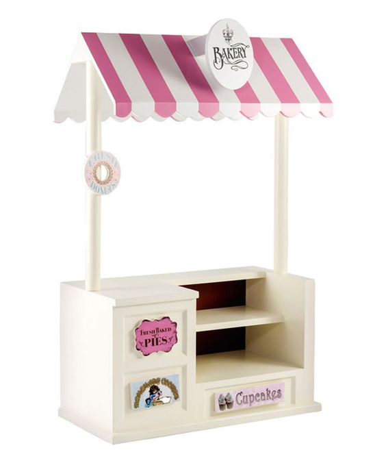 Look at this Darling Bake Shop Set for 18'' Doll on #zulily today!