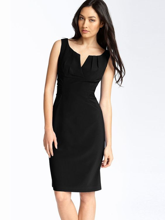 Best Little Black Dress For Your Shape - Simple cocktail dress ...