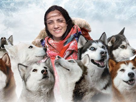 DRIKA AND DOGS
