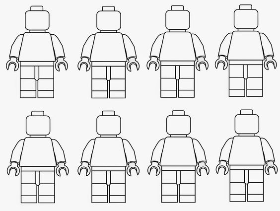 Printable coloring pages for guys ~ lego guy coloring pages | Movie | Pinterest | Coloring ...