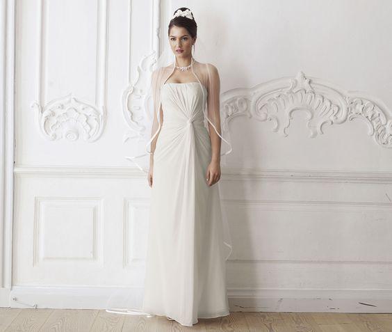 Lilly Brautkleid  The Bride  Pinterest