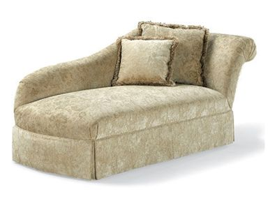 Shop for Fairfield Chair Company Chaise, 2608-27, and other Living Room Chaises at Englishman's Interiors in Dallas, TX. This charming chaise makes an attractive addition.  The versatile design and attractive looks of this chaise combine to create the perfect solution to providing fashionable utility.
