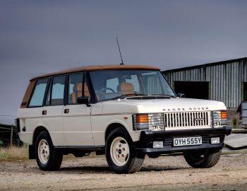 1981 1982 Range Rover Range Rover Classic Range Rover Land Rover