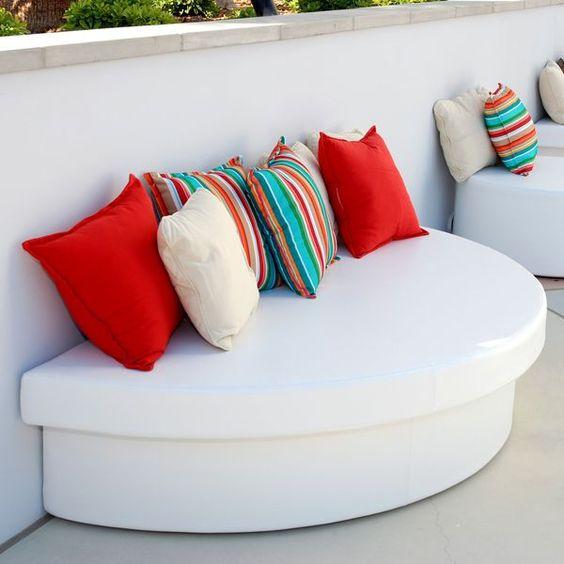 La Fete, Moon, Pad, Modern, Outdoor, Chair   HomeInfatuation.