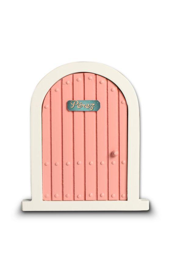 La puerta para el ratoncito p rez y el cuento ni os y - Puertas para ninos ...