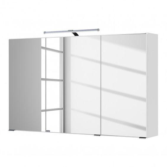 Spiegelschrank Cardiff Inkl Beleuchtung Storage Cabinets