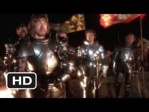 Excalibur (4/10) Movie CLIP - Knights of The Round Table (1981) HD