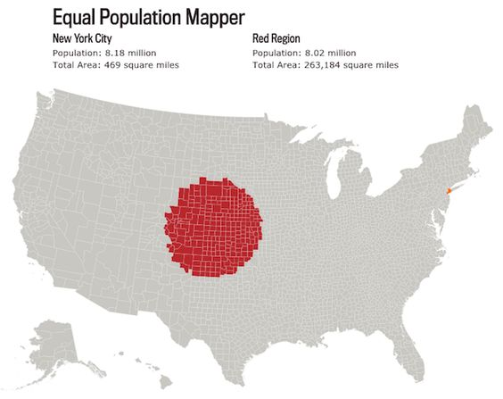 Equal Population Mapper Map Map Art Cartography