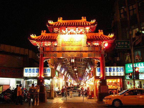Chợ đêm Huaxi