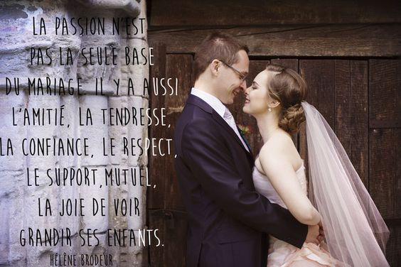 Les plus belles citations sur le mariage