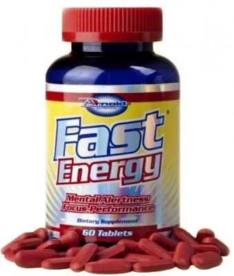 Fast Energy Arnold Nutrition