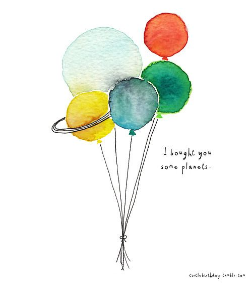 balloon drawing tumblr - photo #1