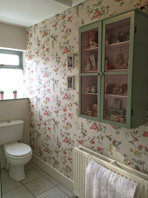 cath kidston antique rose wallpaper - Google Search