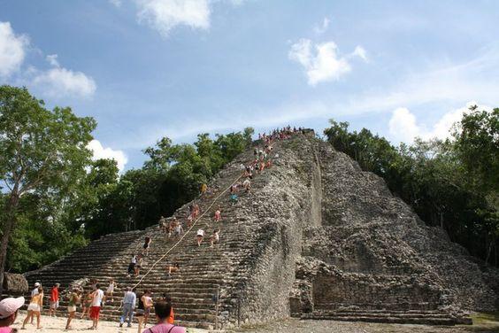 Coba - Mexico