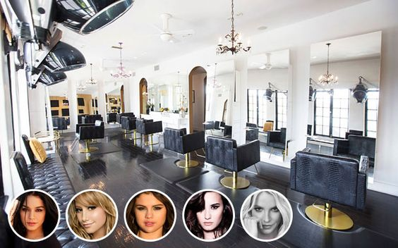 Lugares los angeles and selena on pinterest for 901 salon beverly hills