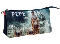 Estuche Pepe Jeans London Original Triple