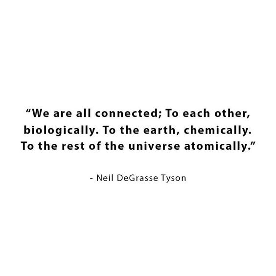 Some science and some spiritual thinking.