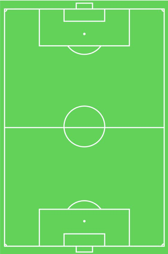 Soccer Field Layout Correct Dimensions Markings And Cake On Pinterest Cakepins Com