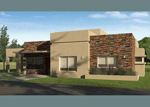 Seratti y saviotti arquitectos m s info y fotos en www for Interiores de casas modernas de una planta
