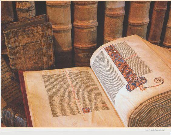 Alte Bücher / old books