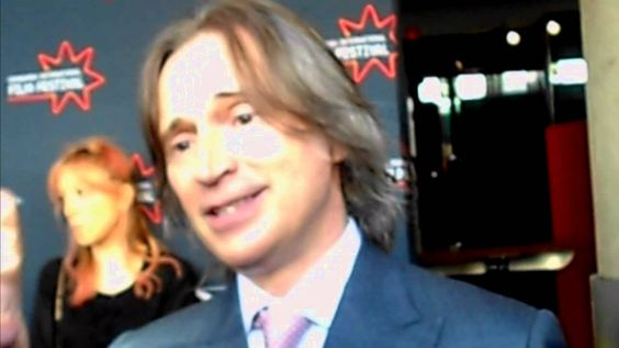 Premiere: Robert Carlyle | The Legend of Barney Thomson (The Fan Carpet)