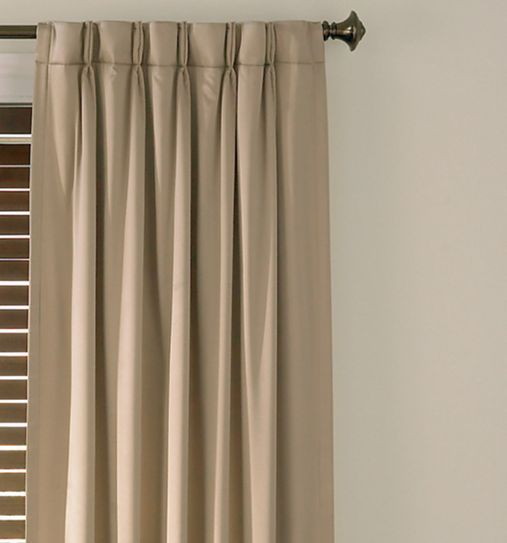 Prelude Pinch Pleat Curtain Panel Jcpenney Cortinas Pinterest Curtains Curtain Panels