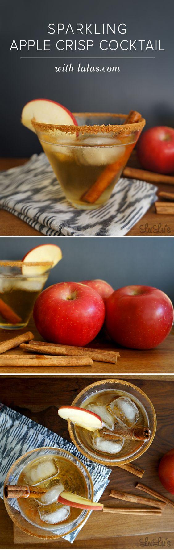 and more apple crisp cocktail ingredients cocktails apples apple ...