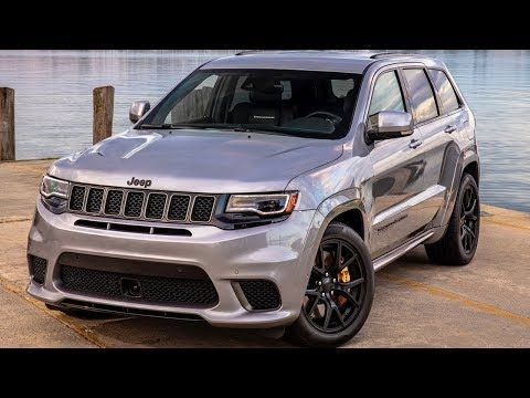 19 2019 Jeep Grand Cherokee Trackhawk Most Powerful Suv