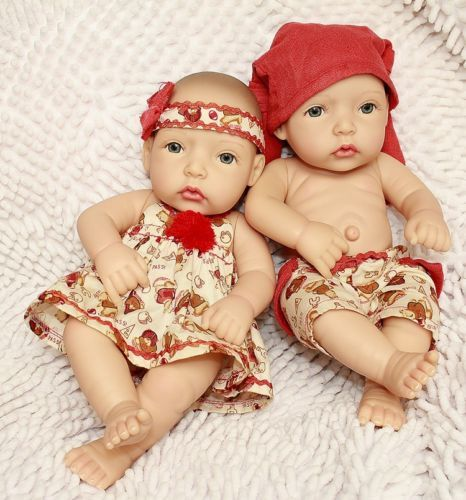 Twins lovely