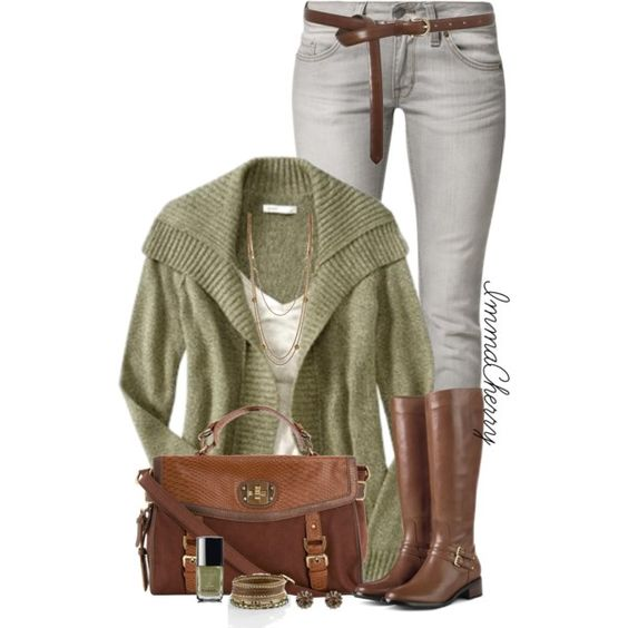 U0026quot;Earth Tonesu0026quot; by immacherry on Polyvore | Clothing-Fall u0026 Winter | Pinterest | Earth Tones ...